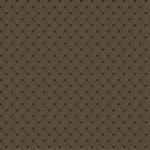 Cotton Diamond - Rich Chocolate Fabric