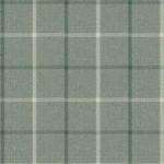 Highland Check - Aqua Fabric