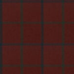 Highland Check - Red Fabric