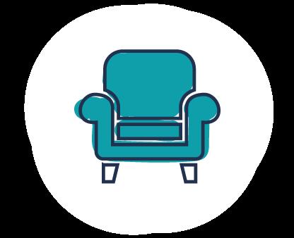 sofa-looks-new-icon-new