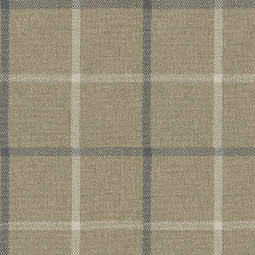 Highland Check - Oatmeal