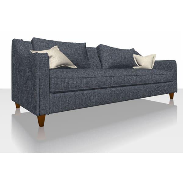Aquaclean Weave - Atlantic - Sofa Cover