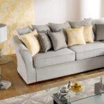 Chunky Weave - Stone - Sofa Cover
