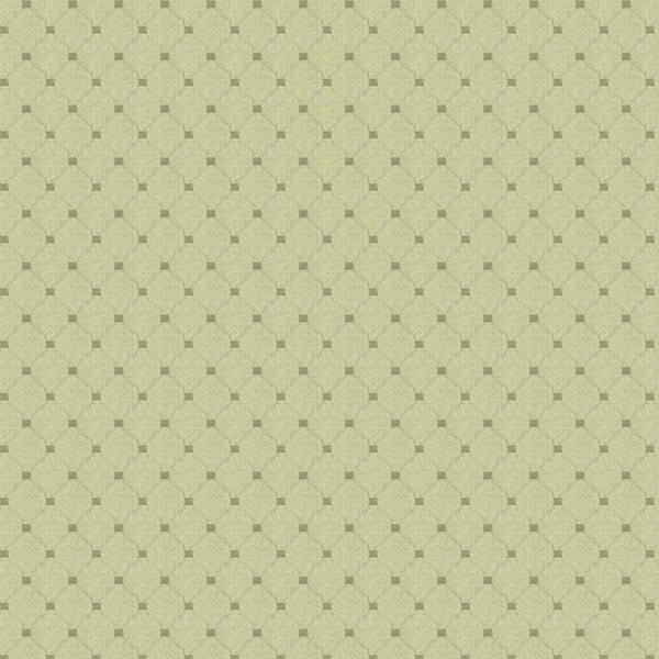 Cotton Diamond Soft Green