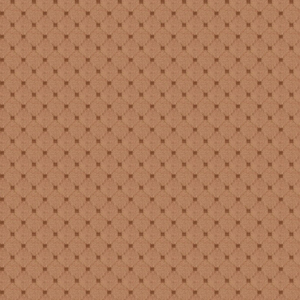Cotton Diamond - Soft Terracotta