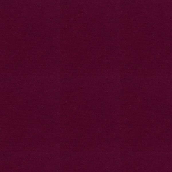 Everyday Velvet Burgundy