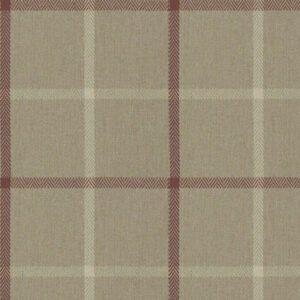 Highland Check Caramel