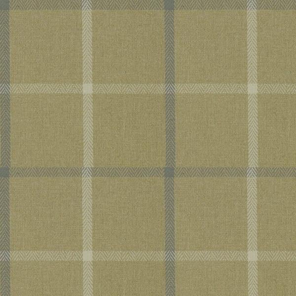 Highland Check Olive