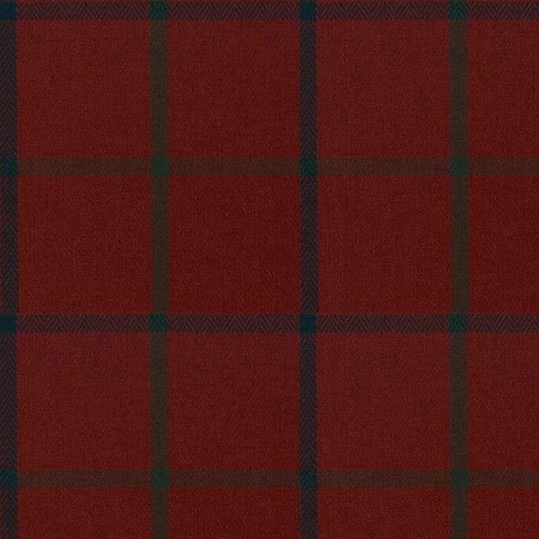 Highland Check - Red