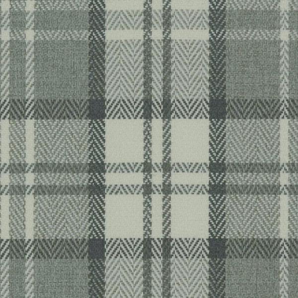 Highland Plaid - Granite