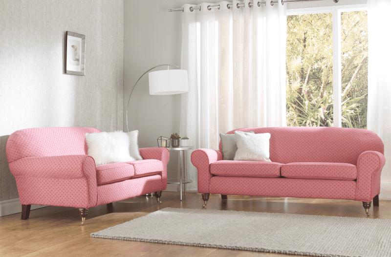 Cotton Diamond Pink