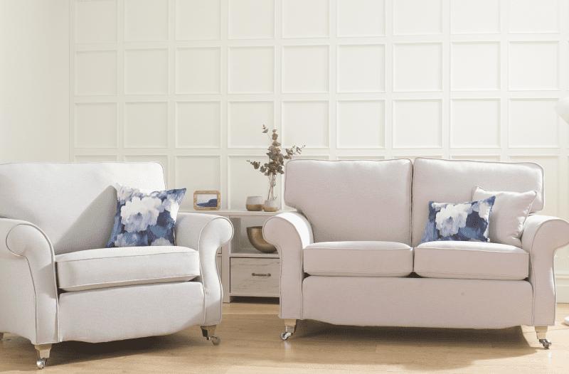 Luxury Cotton Weave Regency Grey