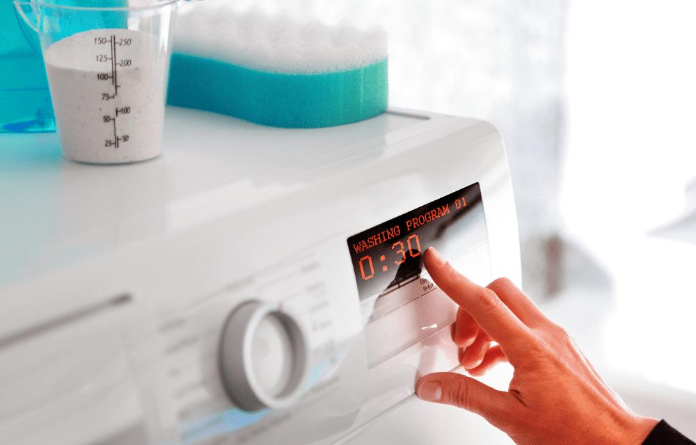 Caring For Your Fabrics - Washing machine
