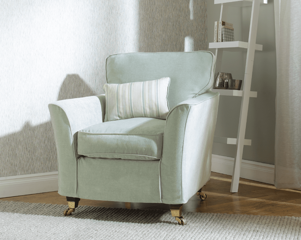The easiest way to get your replacement armchair cover