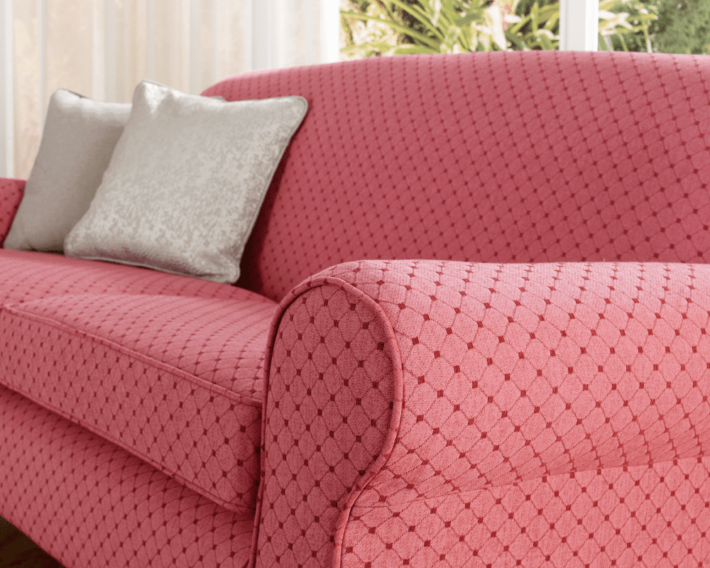 Choose from a huge range of fabrics and textures