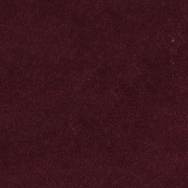 Luxury Velvet - Burgundy