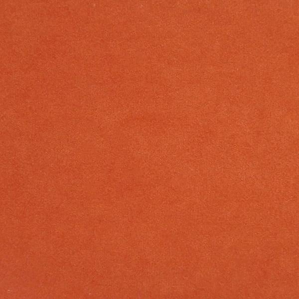 Luxury Velvet - Orange