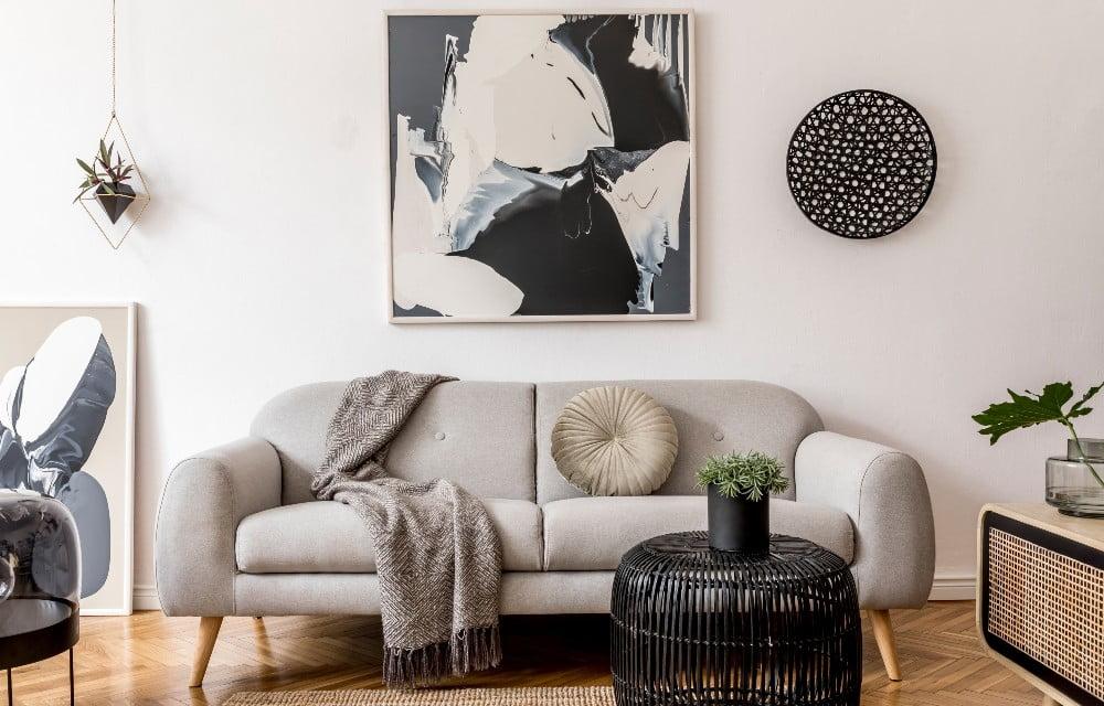 Living room decorations